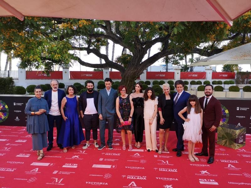 LA CASA DEL CARACOL se presenta en la Sección Oficial del Festival de Málaga